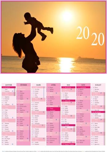 Calendrier 2020 A3-photo encadrée + année_site-1